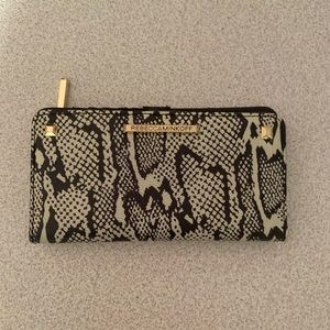 Rebecca Minkoff animal print Wallet